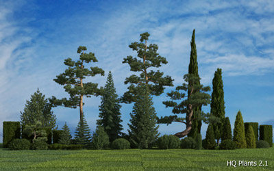 HQ plants 2.1 Screenshot