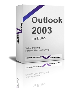 Outlook 2003, Videotraining Screenshot 1