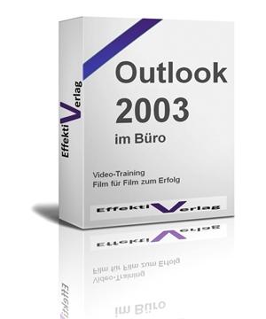 Outlook 2003, Videotraining Screenshot