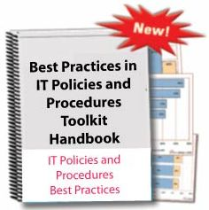 112 Policies and Procedures Ready to Use - Best Practices in IT Policies and Procedures Toolkit Handbo Screenshot 1