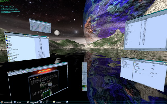 Aximion Screenshot