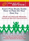 ITIL V3 Service Lifecycle CSI Certification Exam Preparation Course in a Book Screenshot