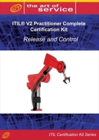 ITIL V2 Release and Control (IPRC) Full Certification Online Learning and Study Book Course Screenshot
