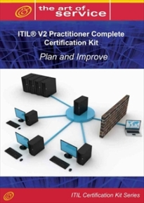 ITIL V2 Plan and Improve (IPPI) Full Certification Online Learning and Study Book Course Screenshot