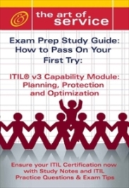 ITIL V3 Service Capability PPO Certification Exam Preparation Course in a Book for Passing the ITIL V3 Screenshot