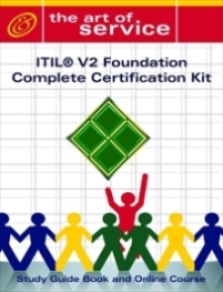 ITIL V2 Foundation Complete Certification Kit : Study Guide Book and Online Course Screenshot