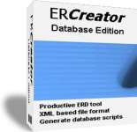 ERCreator Database Edition Screenshot