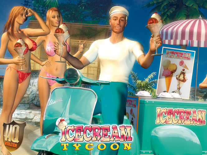 Icecream Tycoon Screenshot