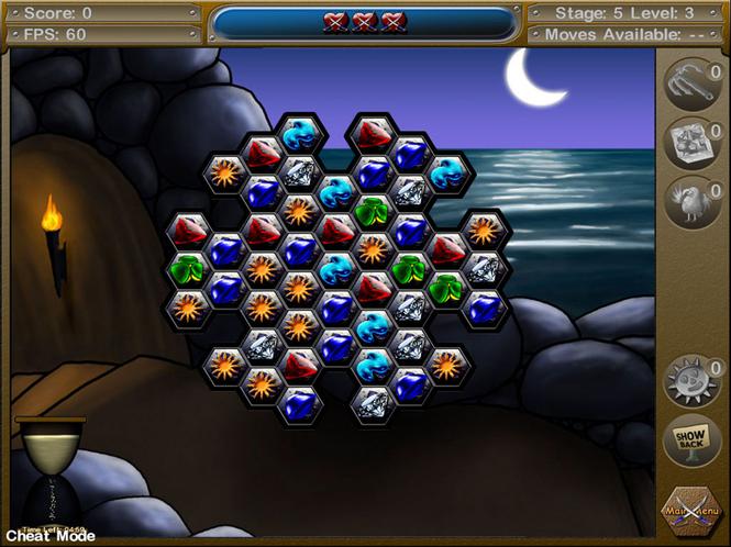 Jewel Island Screenshot