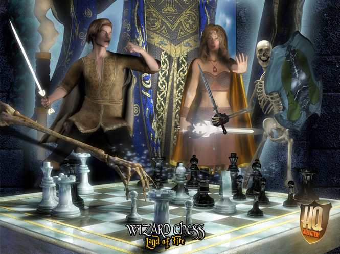 Wizard hess Screenshot