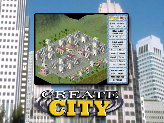 Create City Screenshot