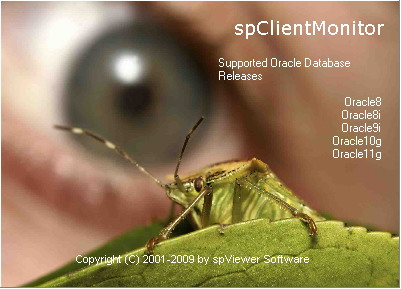 spClientMonitor > 100 Clients License Screenshot