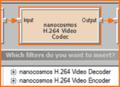nanocosmos AVC/H.264 Decoder 1