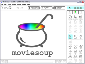 Moviesoup Individual License Screenshot