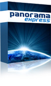 Imatronics Panorama Express 2010 Upgrade -- Standard Edition [1 Year] (***FOR REGISTERED USERS OF EARL Screenshot