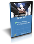 Customer Service Foundation Level Full Certification Kit - Complete Skills, Training, and Support Step 1