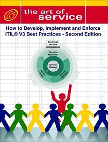 ITIL v3: How to Develop, Implement and Enforce ITIL V3 Best Practices, Second Edition Screenshot