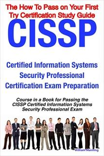 CISSP Certified Information Systems Security Professional Certification Exam Preparation Course in a B Screenshot