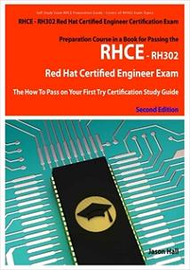 RHCE - RH302 Red Hat Certified Engineer Certification Exam Preparation Course in a Book for Passing th Screenshot 1