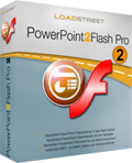 PowerPoint2Flash Pro 2 Screenshot