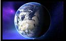 Planet Earth Screen Saver Screenshot