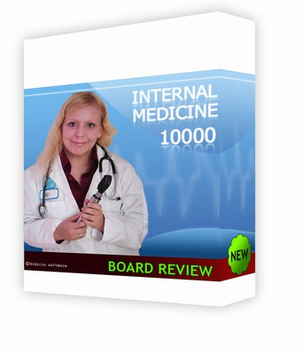 INTERNAL MEDICINE BOARD REVIEW Screenshot