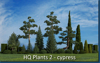 HQ Plants 2 - cypress Screenshot