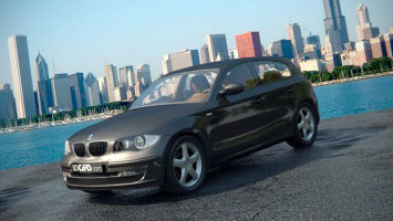 BMW Series 1 Screenshot