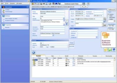 CRM Pro Screenshot