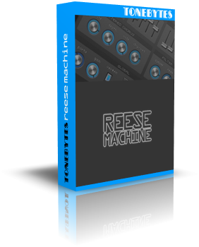 Reese Machine VSTi Screenshot