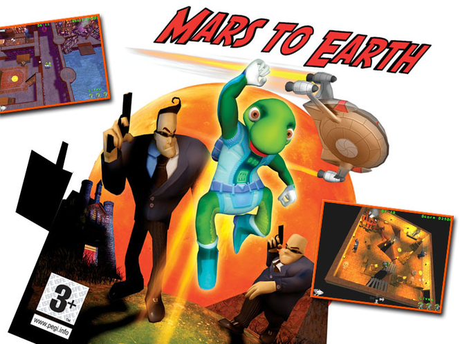 Mars To Earth Screenshot