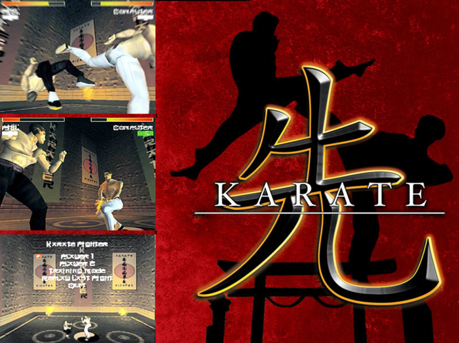 Karate 3D Screenshot