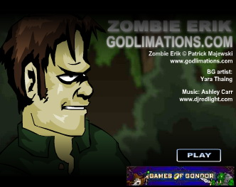 Zombie Eric Screenshot