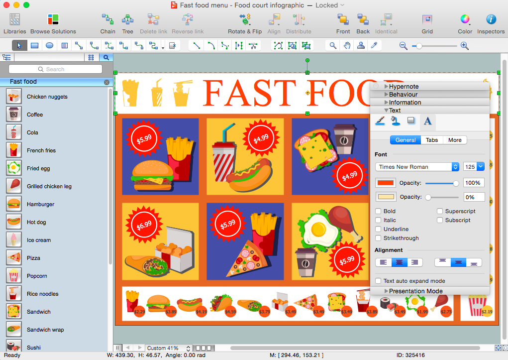 ConceptDraw  OFFICE Screenshot