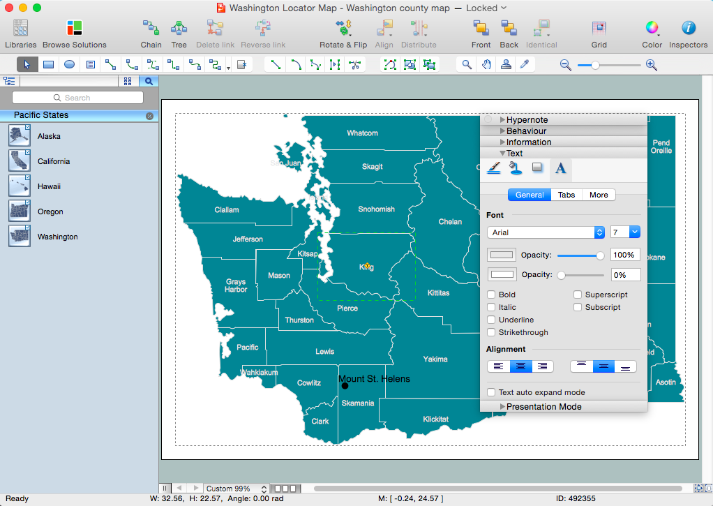 ConceptDraw  OFFICE Screenshot 3