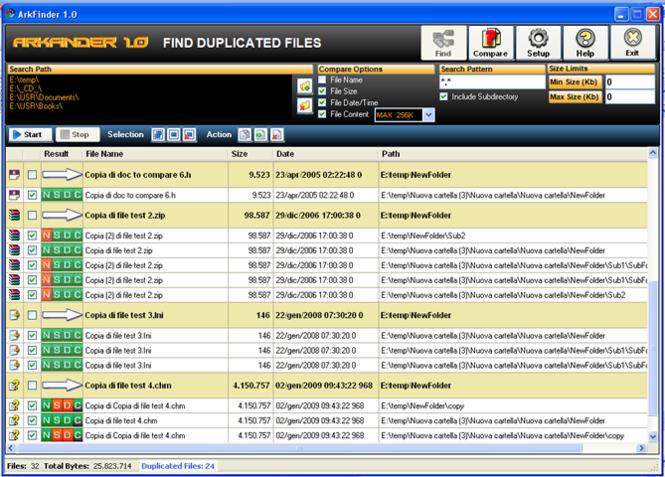 ArkFinder Screenshot