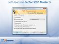 Perfect PDF Master 5 1