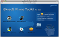 iSkysoft iPhone Toolkit for Mac 1