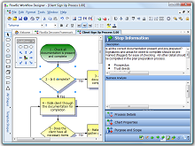 FlowBiz Workflow Designer 3.5 Screenshot