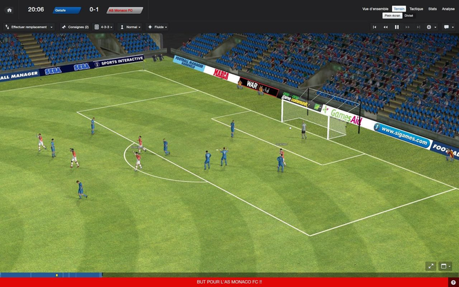 Football Manager Screenshot 1