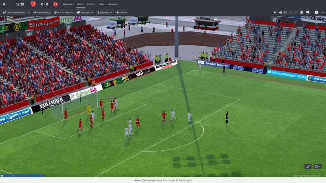 Football Manager Screenshot 4