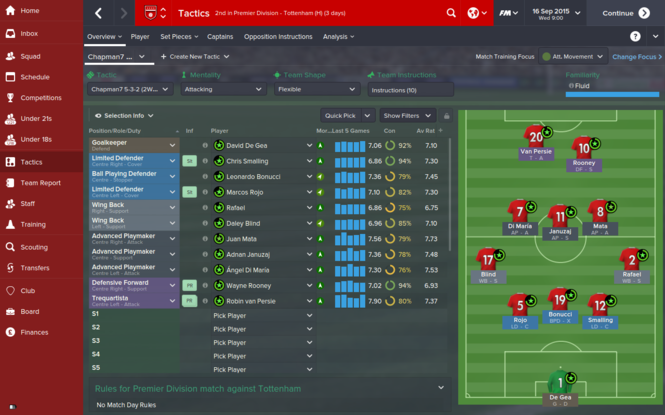 Football Manager Screenshot 3