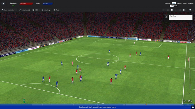 Football Manager Screenshot 5