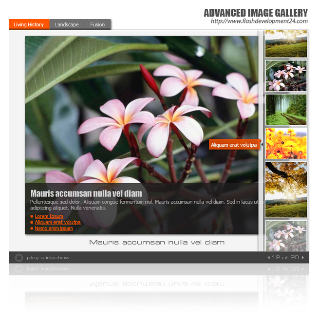 Advanced Image Gallery by FD24 Screenshot 1