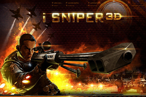 iSniper 3D Screenshot
