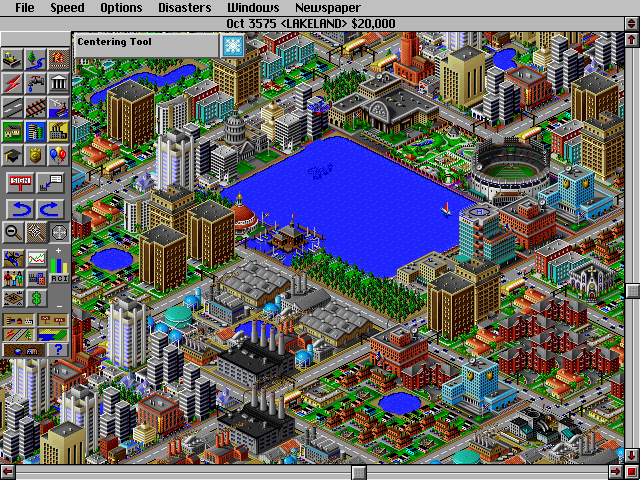 SimCity 2000 Screenshot 1