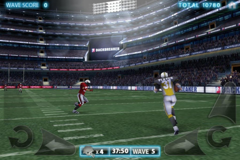 Backbreaker Football Screenshot 1