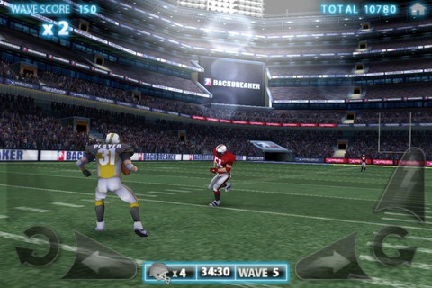 Backbreaker Football Screenshot 2