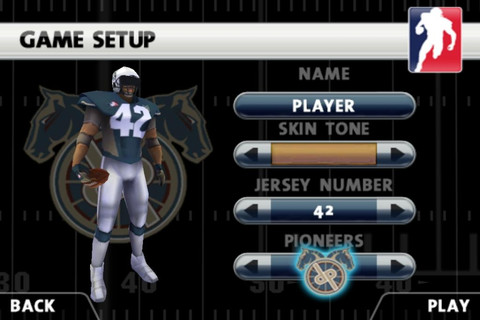 Backbreaker Football Screenshot 3