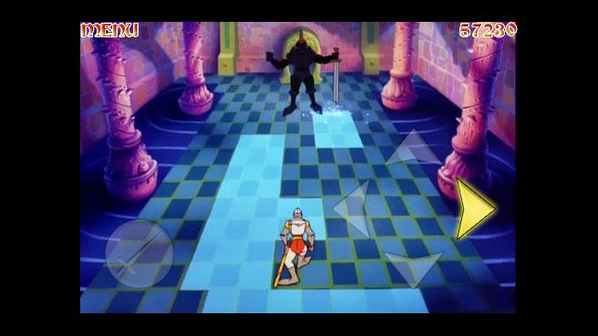Dragon's Lair Screenshot 1